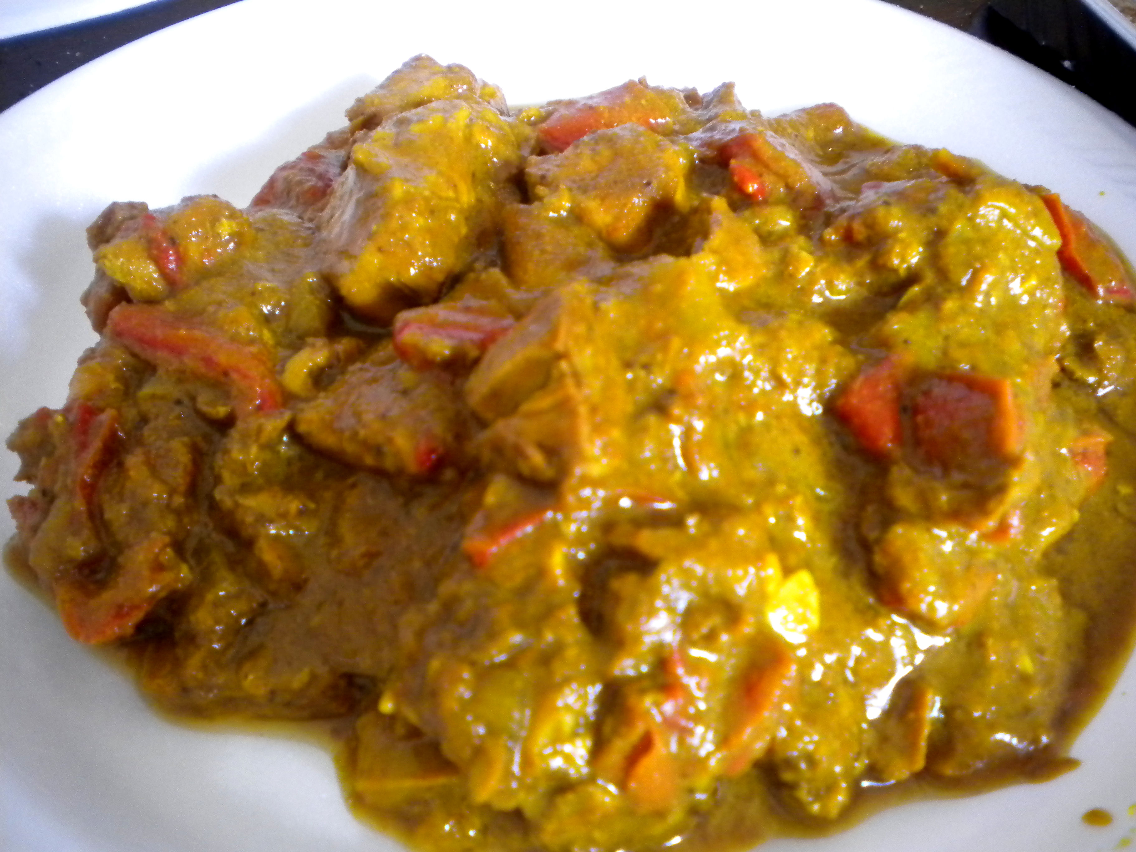 Colorful Curry
