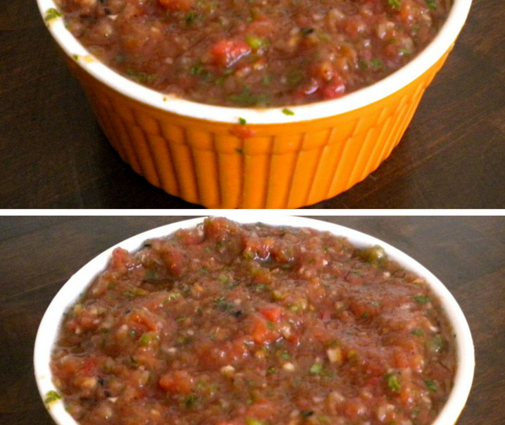 Pick Your Heat Salsa