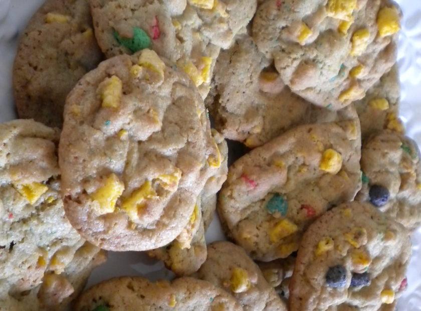 Capn Crunch Cookies