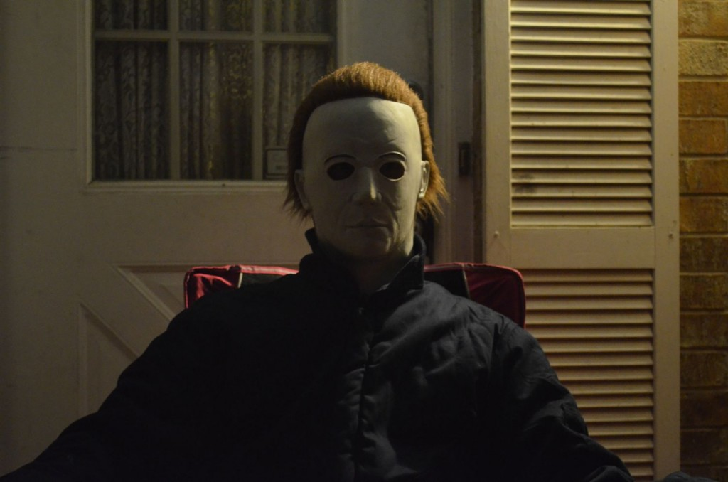 Halloween Countdown Michael Myers Chase Windham