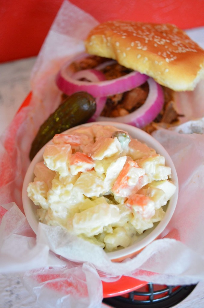 Potato Salad, Bramborový Salát