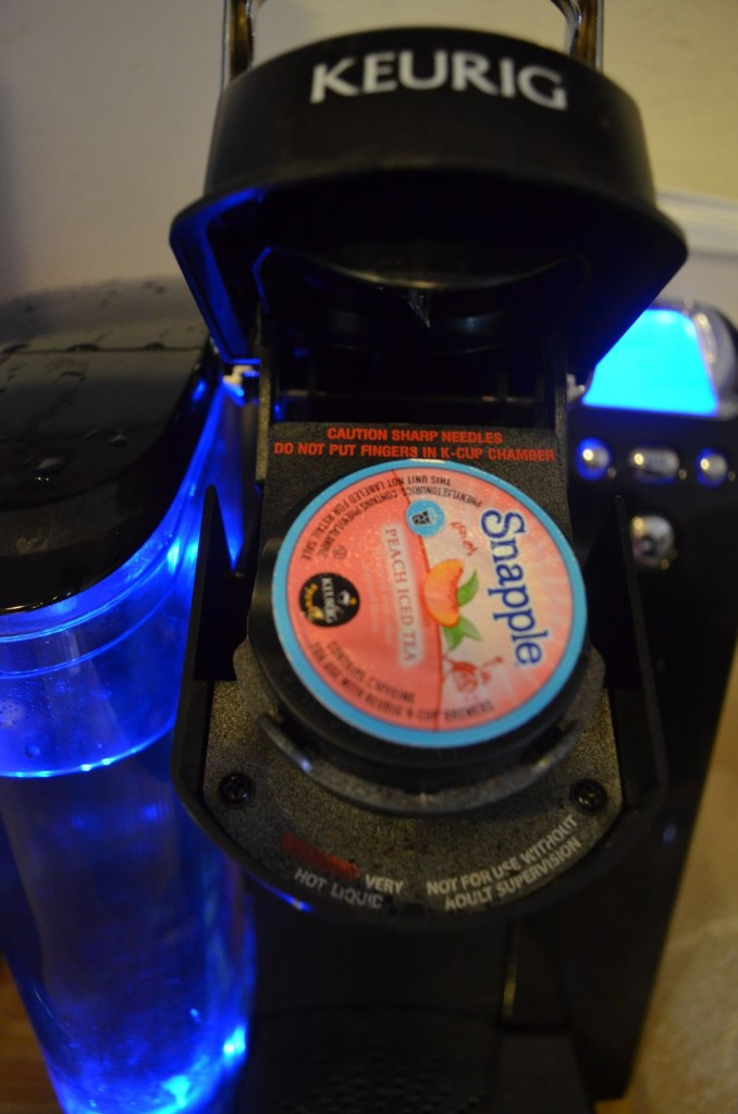 brew over ice keurig