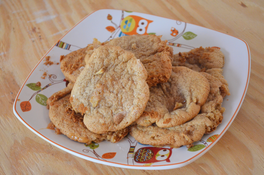 Apple Cider Caramel Cookies – Bake a Difference OXO