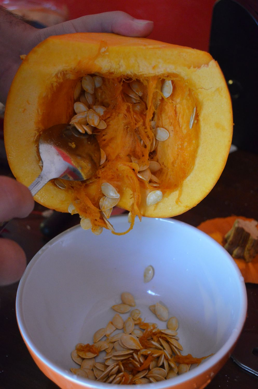 How To Roast A Pumpkin