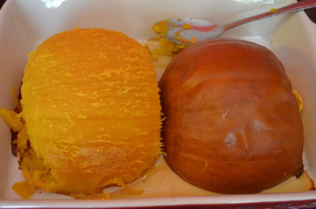 how to roast a pumpkin