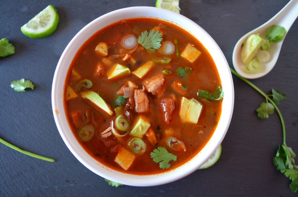 Baja Chicken Soup   Mooshu Jenne