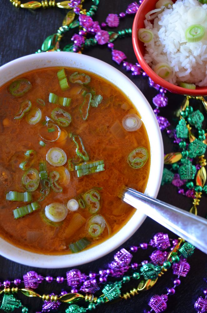Chicken and Andouille Sausage Gumbo | Mooshu Jenne