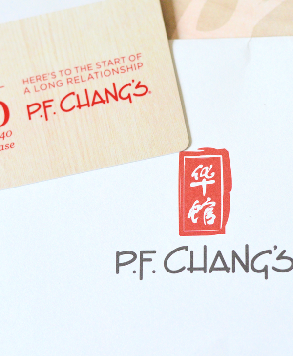 Date Night at Grapevine's P.F. Chang's