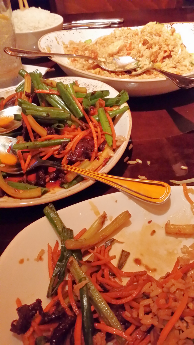 P.F. Chang's - Date Night #sp