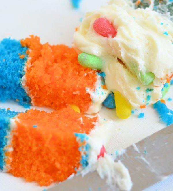 Zours® Movie Night Cake
