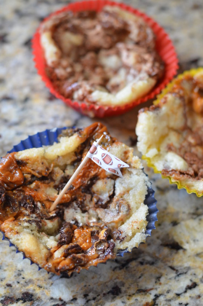 MARS Messy Cookie Cups- Mooshu Jenne #Chocolate4TheWin  #shop