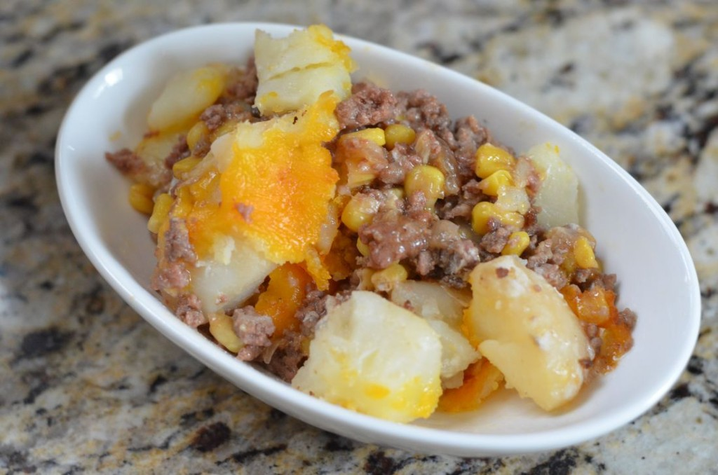 Easy Peasy Shepherd's Pie - Mooshu Jenne