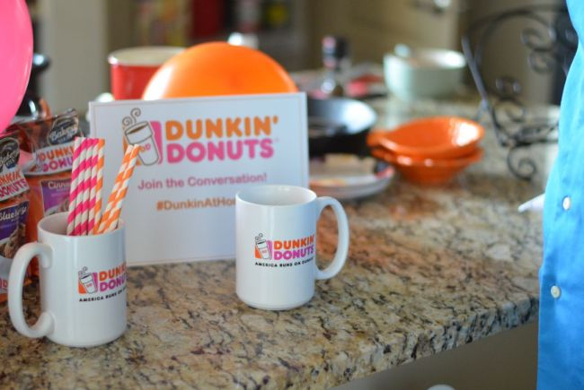 Dunkin' Donuts Coffee Party