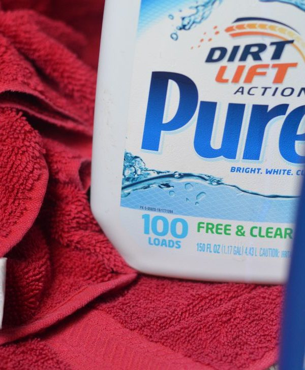 Why I love Purex with Purex Coupons