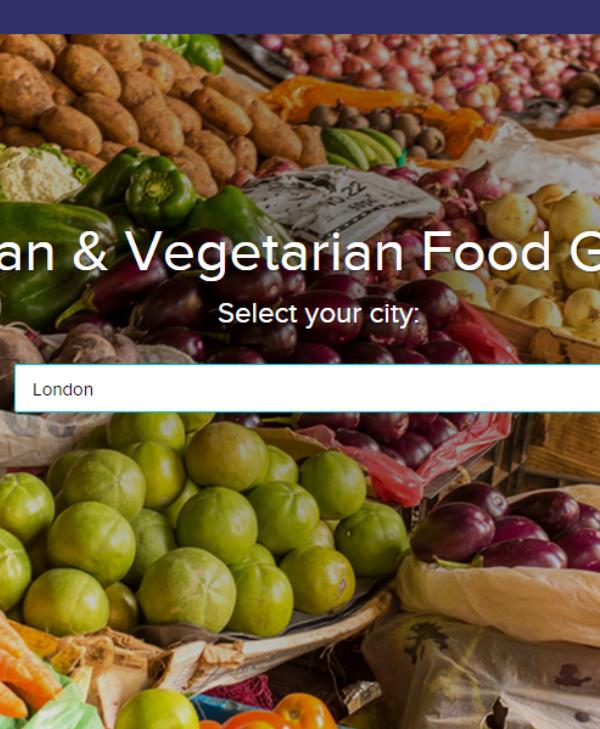 HouseTrip Vegan & Vegetarian Guide
