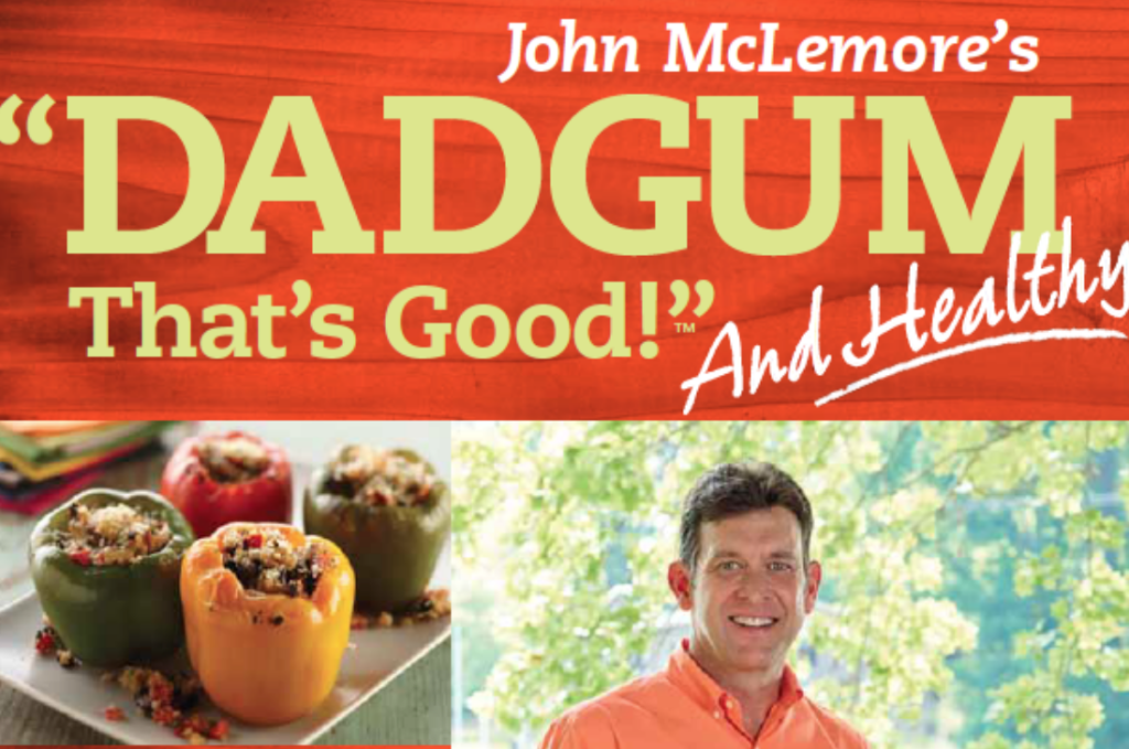 Dadgum That's Good and Healthy