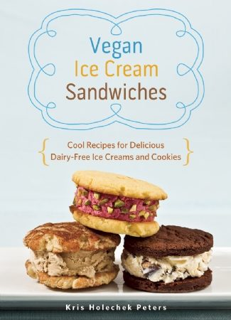 Vegan Ice Cream Sandwiches Book Review by Mooshu Jenne
