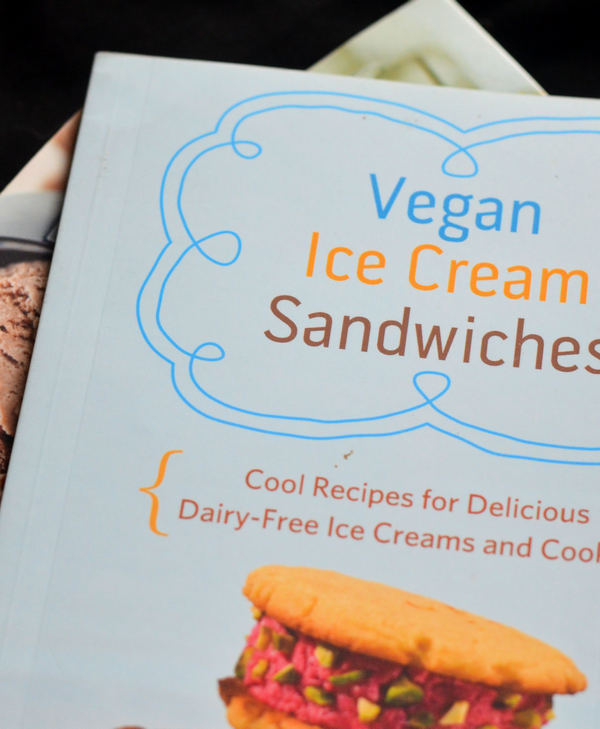 Vegan Ice Cream Sandwiches