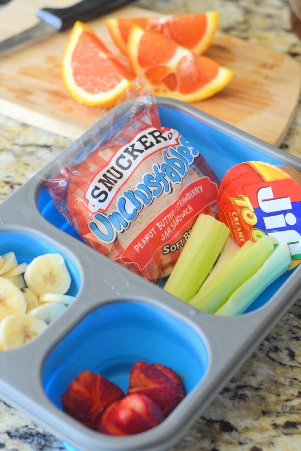 Daycation Picnic Snacks