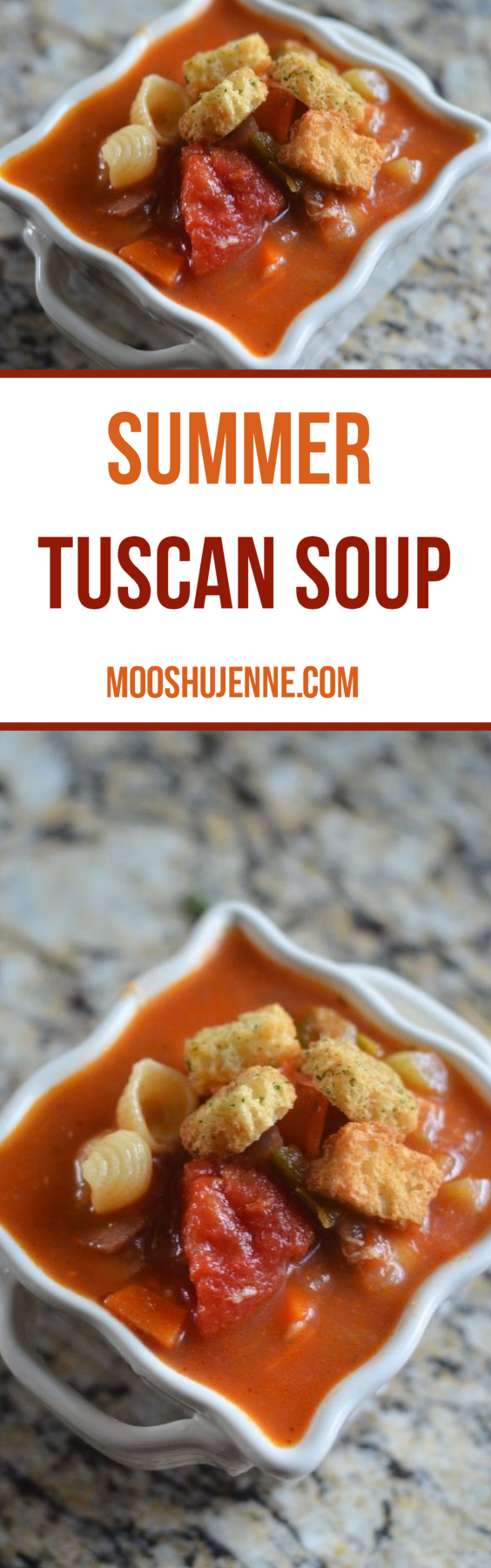 Summer Tuscan Soup
