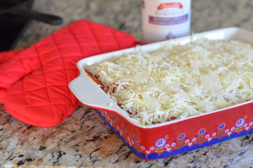 Five Cheese Tortellini Bake & Giveaway
