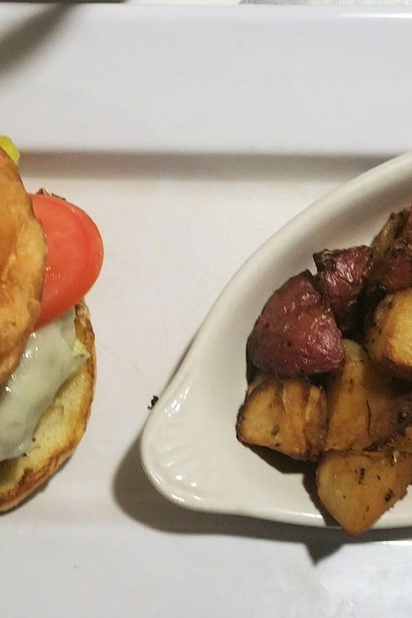 Mellow Mushroom Burgers