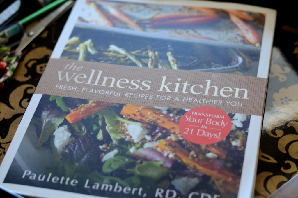 The Wellness Kitchen - Book Review Mooshu Jenne