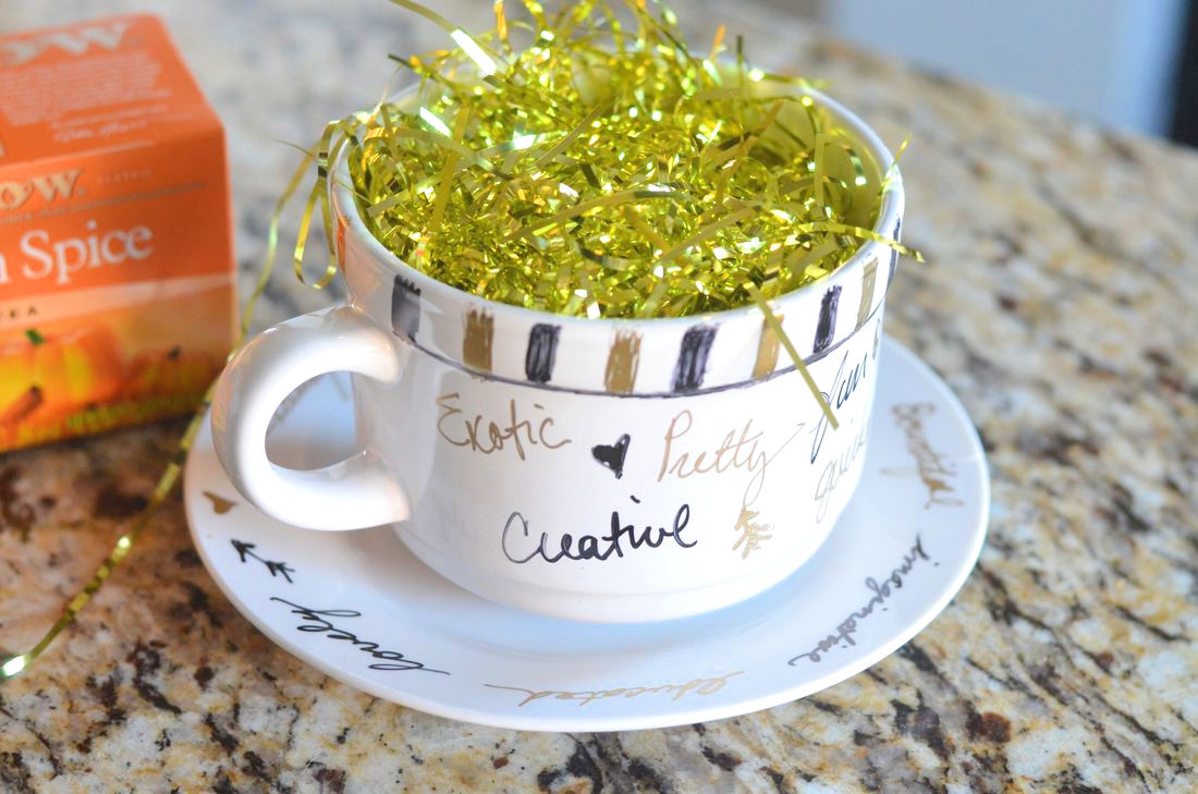 DIY Encouragement Cup