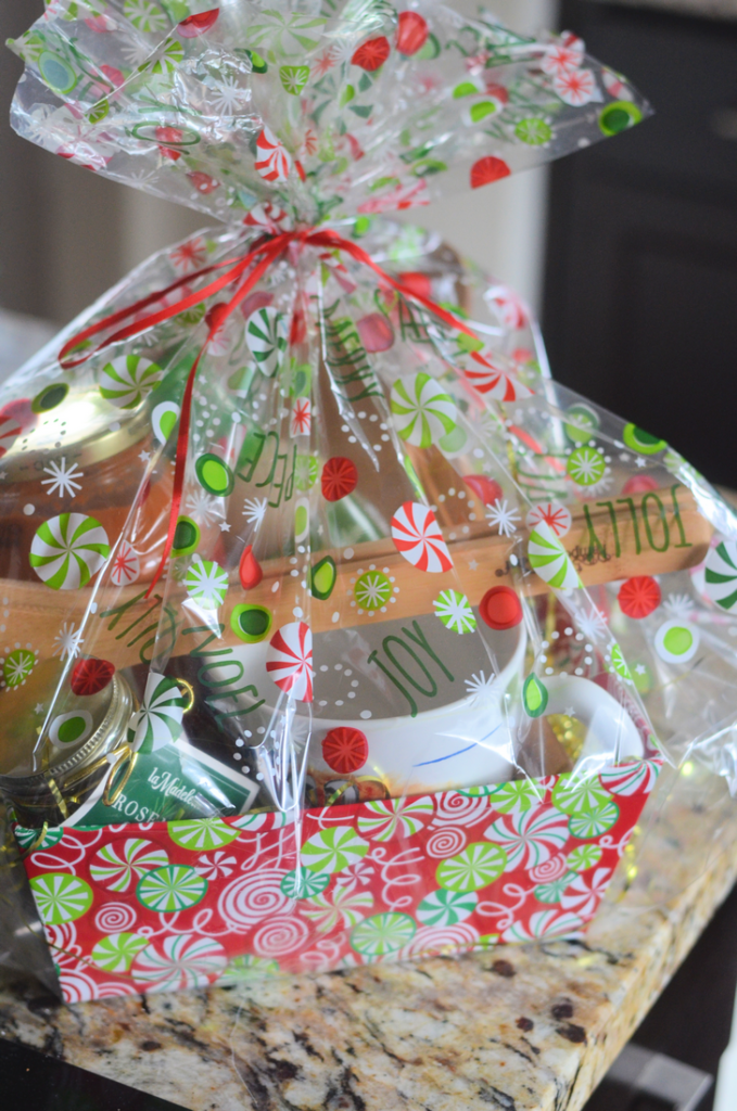 La Madeleine French Gift Basket