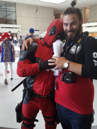 Our Trip To Fan Expo Dallas