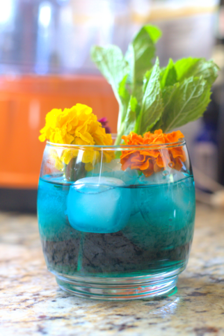Bulbasaur Cocktail
