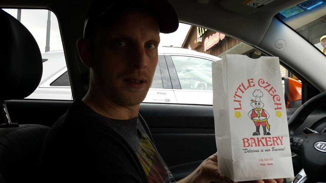 Austin Summer Trip - Little Czech Bakery