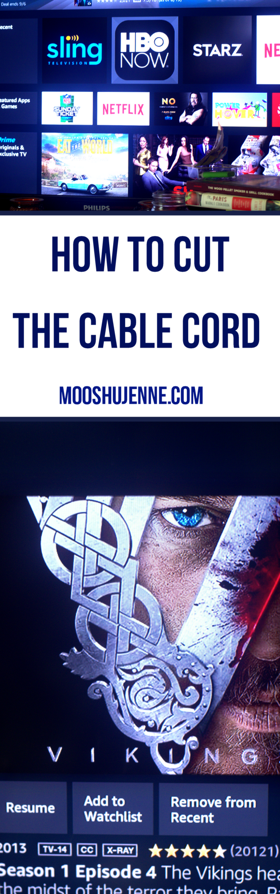 How to cut the cable cord without sacrificing your favorite shows.