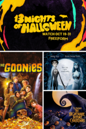 13 Nights of Halloween - Freeform