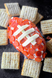 Football Pizza Dip