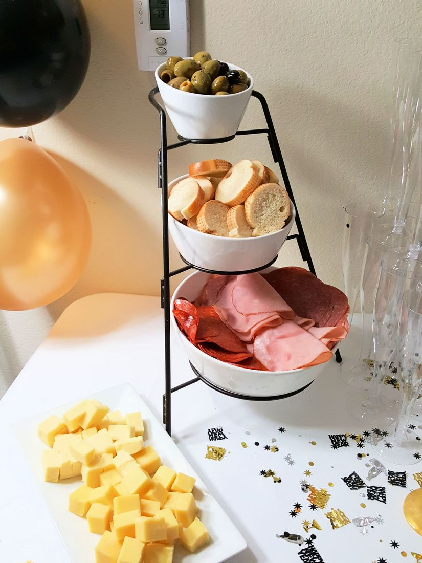 Charcuterie Tower