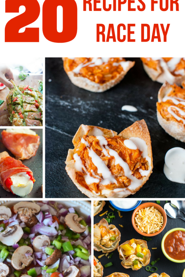 20 Appetizers For The Daytona 500