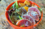 Blood Orange Parmesan Salad
