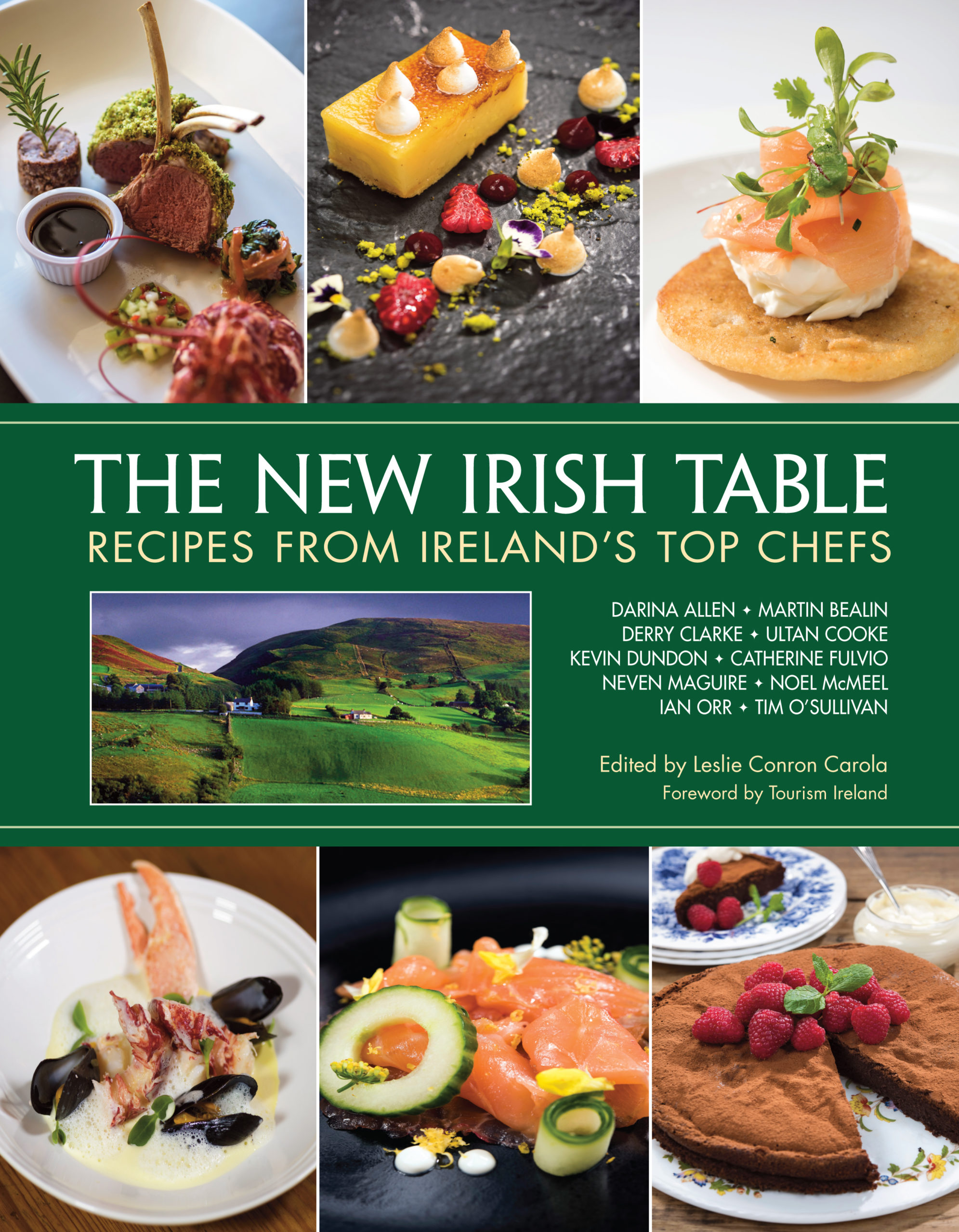 Recipes From Ireland's Top Chefs