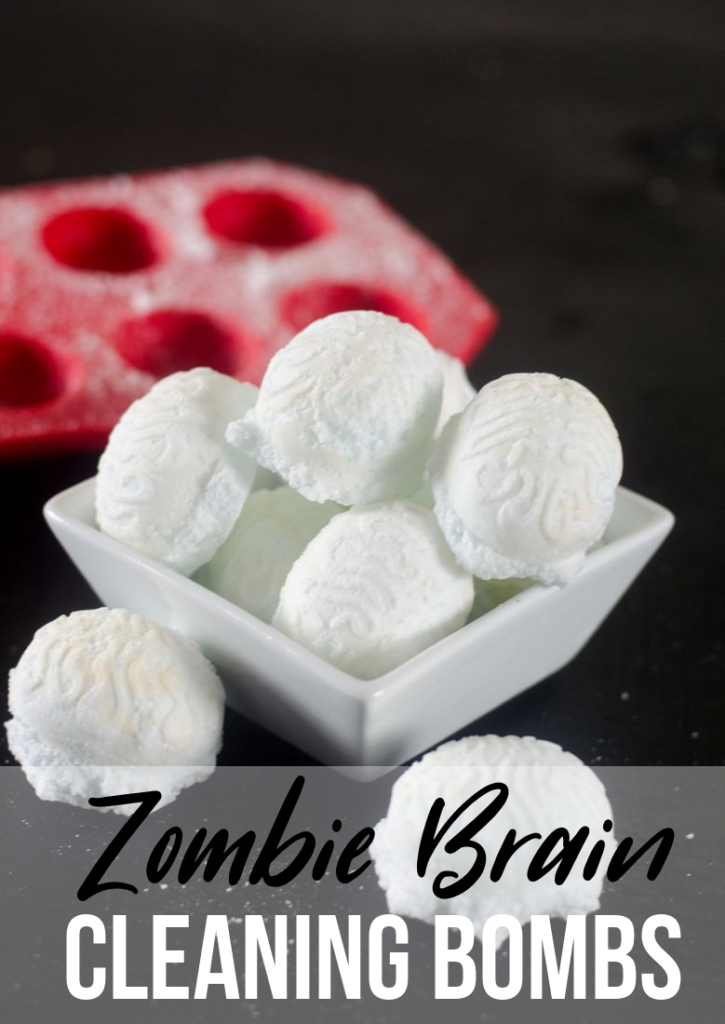Zombie Brain Cleaning Bombs