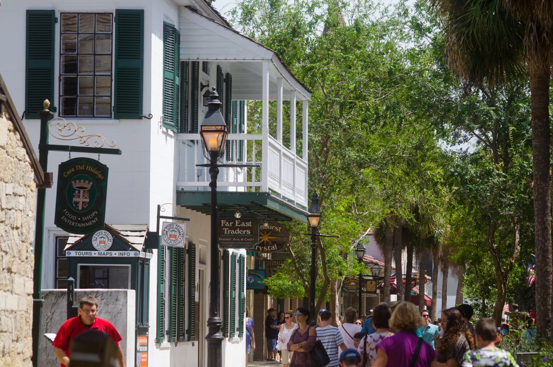 St. Augustine Shops