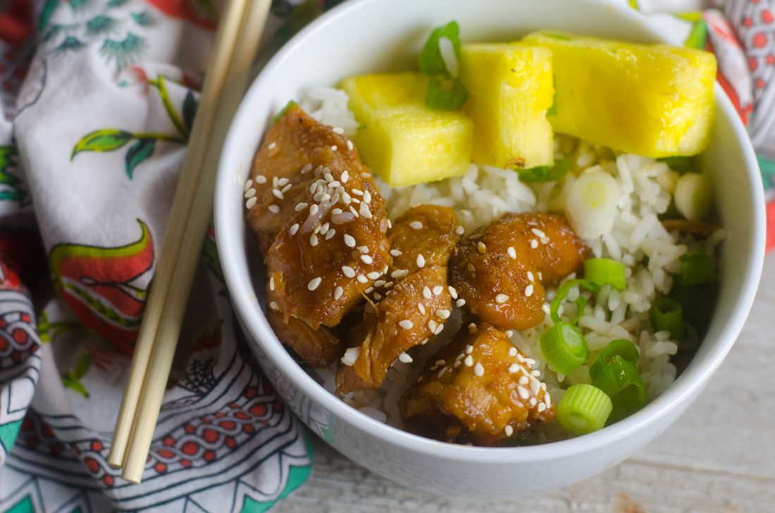 Instant Pot Teriyaki Pork