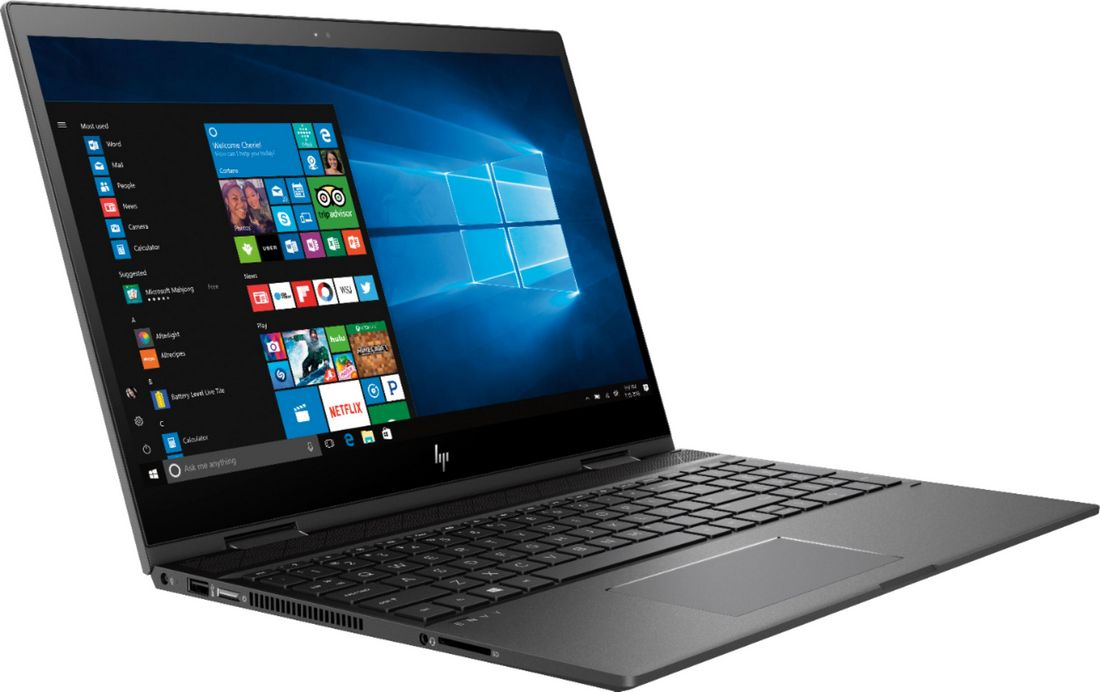 HP Envy x360 Laptop.