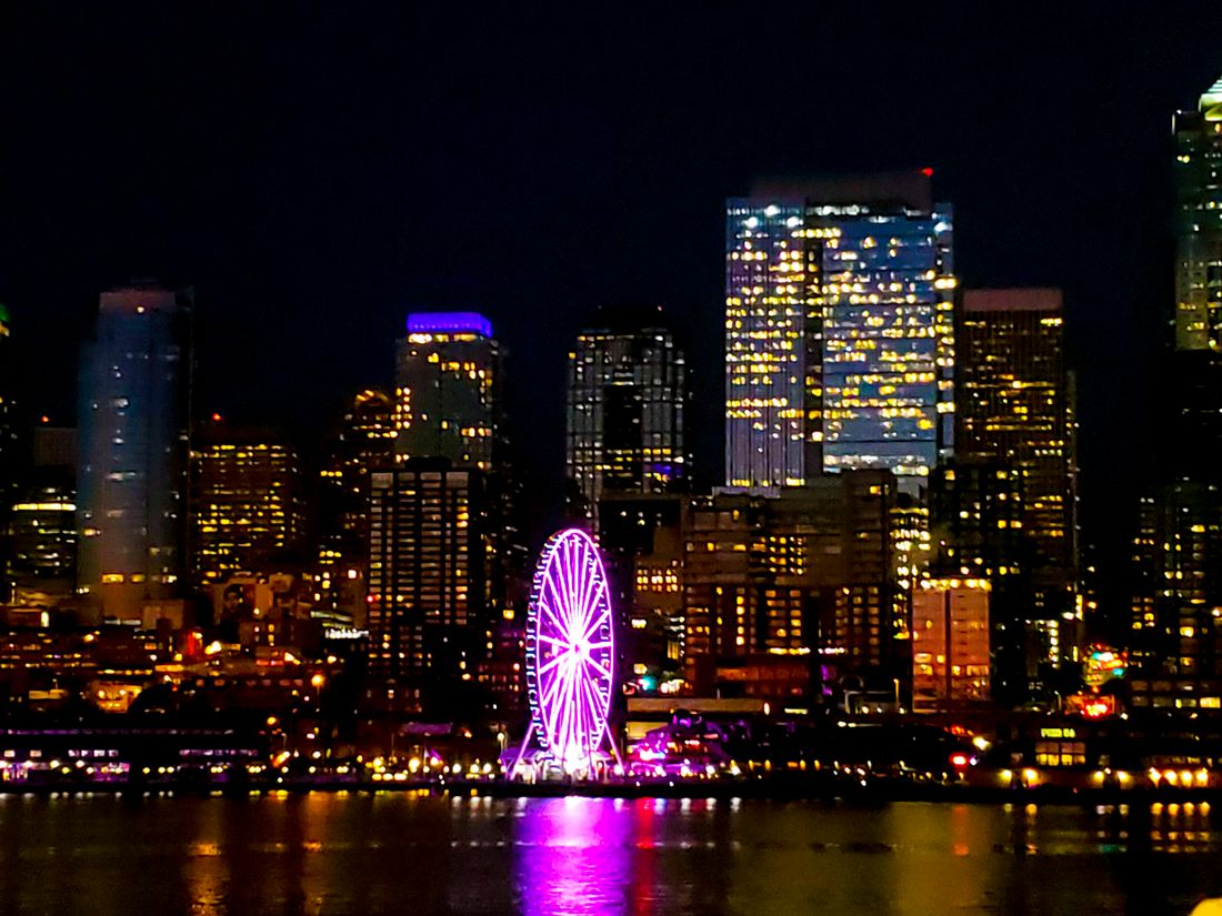 Seattle Waterfront Pier