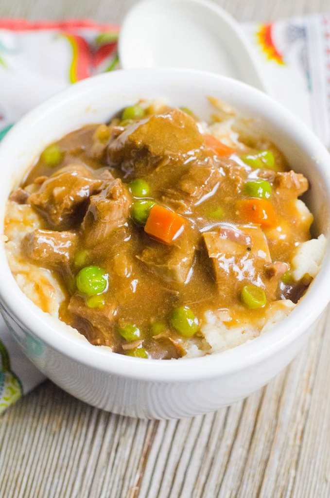 Instant Pot Irish Beef Stew