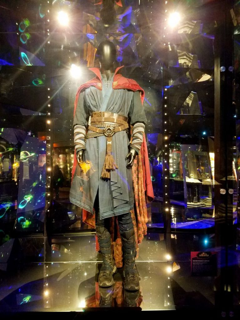 Museum Of Pop Seattle Dr. Strange