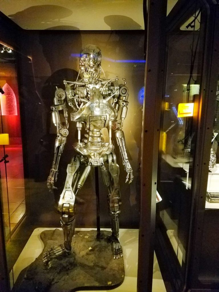 Museum Of Pop Seattle Terminator