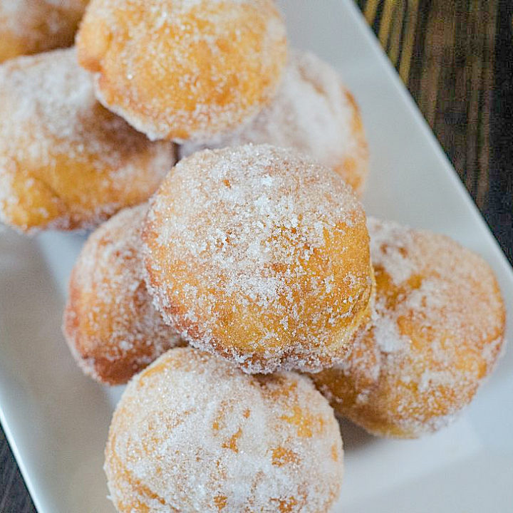 Chinese Buffet Donuts