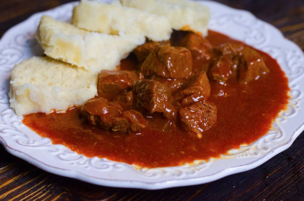 Instant Pot Czech Goulash