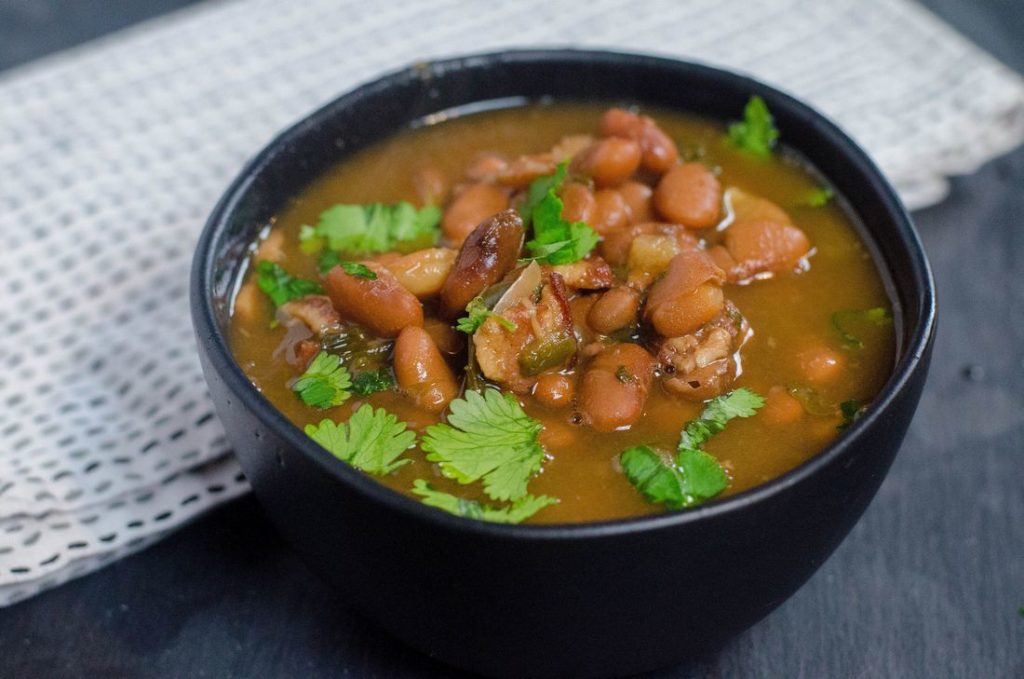 Instant Pot Charro Beans